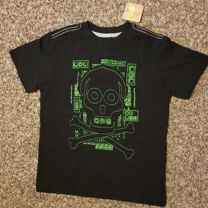 4/$12 Skull shirt